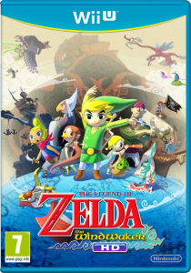 The Legend of Zelda: The Wind Waker HD: Image 1