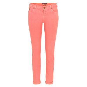 Maison Scotch Women's 85711 La Parisienne Skinny Jeans - Neon Pink