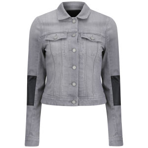 Paige Women's Vermont Denim Jacket - Smokeshow