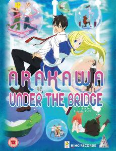 Arakawa - Series 1 & 2