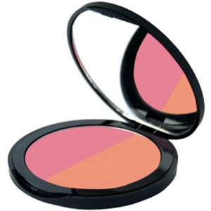 Jemma Kidd Make Up School Tailored Colour Powder Blush Duo - Desert Sand/Plum 9g