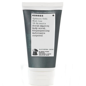 Korres Body Scrub, Mint Tea (150ml)