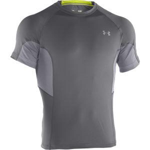 Under Armour Men's Catalyst T-Shirt - Graphite/Aluminium