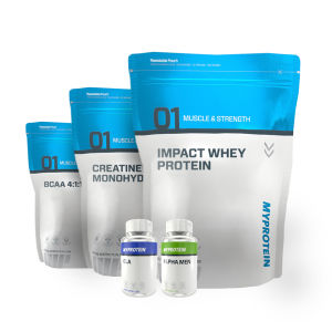 Lean Muscle Bundle - Jan 2015 - Vanilla