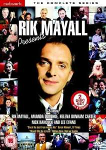 Rik Mayall Presents - Complete Serie
