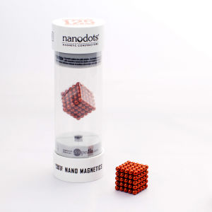 Nanodots Magnetic Constructors Orange - 125 Dots