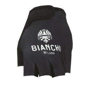 Bianchi Binderi Cycling Gloves - Black
