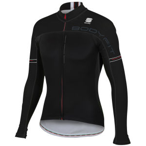 Sportful Men's Bodyfit Pro Thermal Jersey - Black