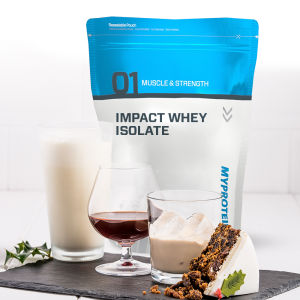 Impact Whey Isolate - Christmas Flavours