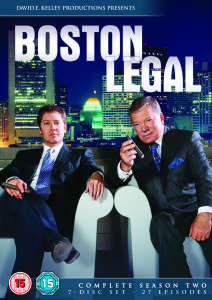 Boston Legal - Seizoen 2