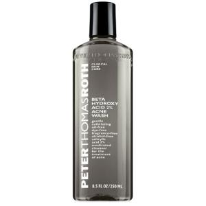 Peter Thomas Roth Beta Hydroxy Acid 2% Acne Wash 250ml