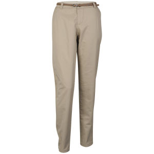 Vero Moda Women's Emily Star Chino Pant - Stocking Beige