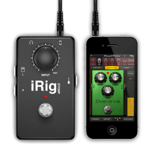 Irig Stomp - Black