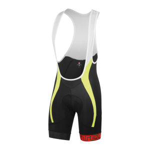 Castelli Men's Velocissimo Team Cycling Bib Shorts