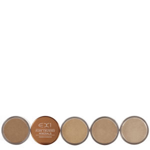 EX1 Cosmetics Pure Crushed Mineral Powder Foundation (8g) (Various Shades)