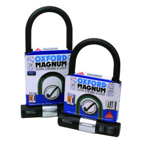 Oxford Magnum U-lock with Bracket