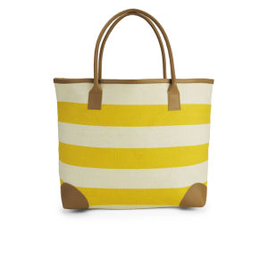 KS Women's Nautical Bag - Yellow