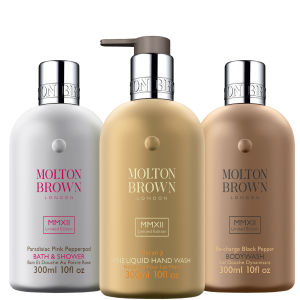 Molton Brown Gold, Silver & Bronze Set (Limited Edition)