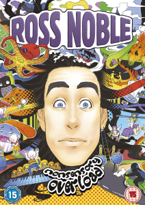 Ross Noble - Nonsensory Overload
