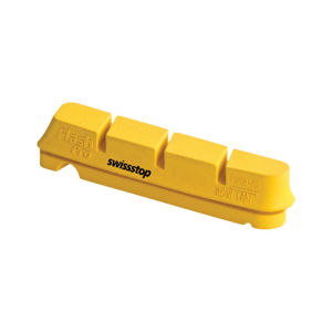 SwissStop FlashPro Yellow King Brake Blocks