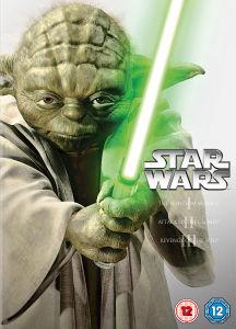 Star Wars: Prequel Trilogie (Episodes I-III)