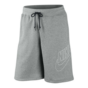 Nike Men's AW77 Shorts - Grey