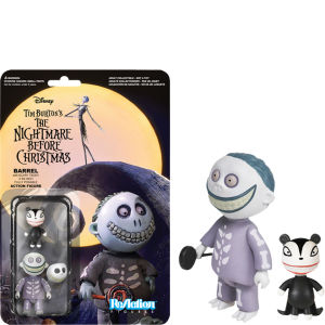 ReAction The Nightmare Before Christmas - Barrel - 3 3/4