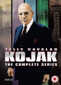 Kojak - The Complete Series