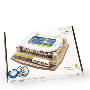 Paul Lamond Games 3D Stadium Puzzle Real Madrid