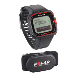 Polar RC3 GPS Cycle Computer with Heart Rate