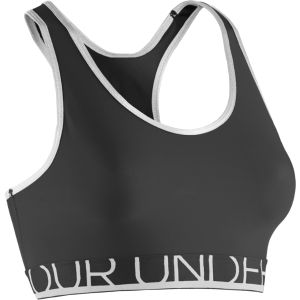 Under Armour Women's Still Gotta Have It Bra - Black/White