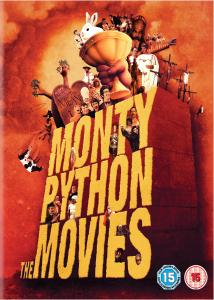 Monty Python: The Movies (Box Set)