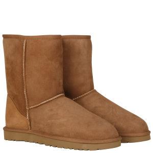 UGG Australia Women's Classic Short Boots - Chestnut