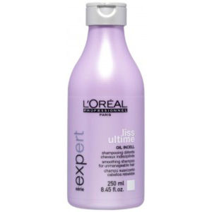 L'Oreal Serie Expert Liss Ultime Shampoo 250ml