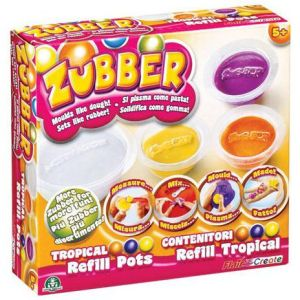 Zubber Refill - Tropical Colours