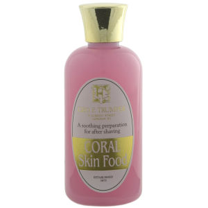 Trumpers Coral Skin Food - 100ml Travel