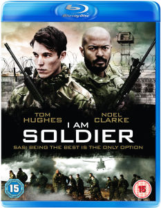 I Am Soldier (Includes UltraViolet Copy)