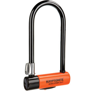 Kryptonite Evolution Series 4 U-lock with FlexFrame Bracket
