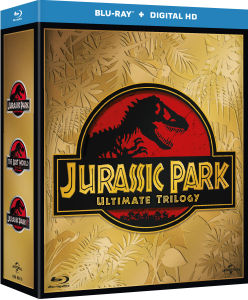 Jurassic Park Trilogy (Includes UltraViolet Copy): Image 11