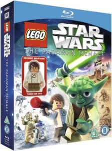 Star Wars Lego: Padawan Menace