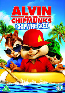 Alvin and the Chipmunks: Chipwrecked (Single Disc)