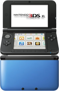 Nintendo 3DS XL Console (Blue and Black)