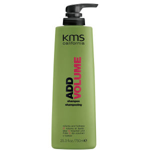 Kms California Addvolume Shampoo - 750ml