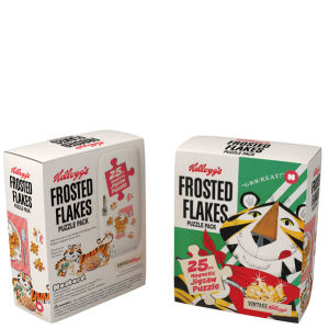 Frosted Flakes Vintage Cereal Jigsaw Puzzle