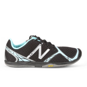 New Balance Women's WR00 Minimus Running Trainer - Black/Blue