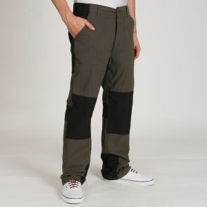 Craghoppers Bear Grylls Men's Survivor Trouser - Dark Khaki/Black