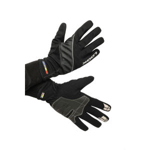 LOOK Wind Breaker Gloves - Black