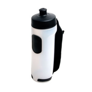 Nike Light Weight Running Handheld Water Bottle - Black