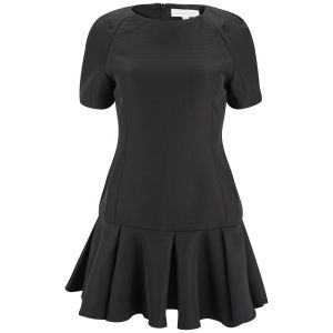 Finders Keepers Women's Time Traveller Skater Mini Dress - Black