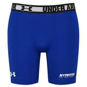 Pantalones Cortos Under Armour® SONIC Compression Heatgear® Para Hombre - Azul